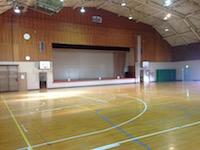 中妻体育館イメージ